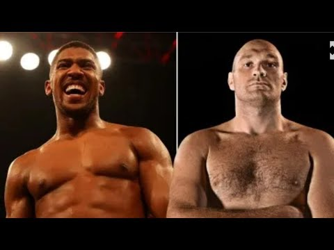 FRANK WARREN REVEALS THE PURSE SPLIT FOR TYSON FURY & ANTHONY JOSHUA