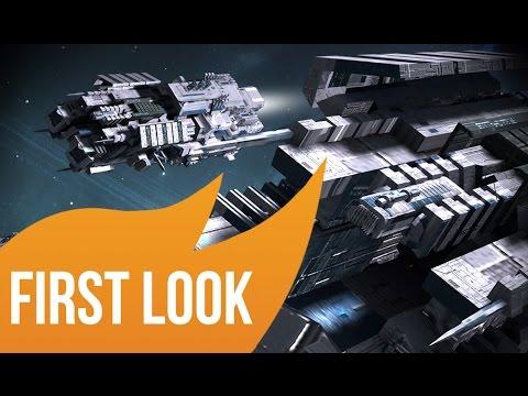 Deep Space Fleet: Blackhole Crisis Gameplay First Look - HD