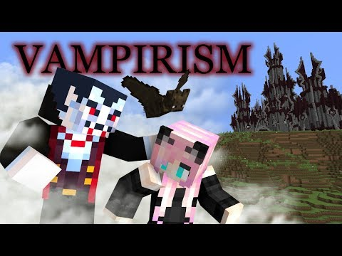 Обзор мода VAMPIRISM/часть 1/вампиры