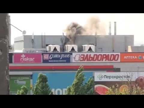 Известна предварительная причина пожара в Планеталето