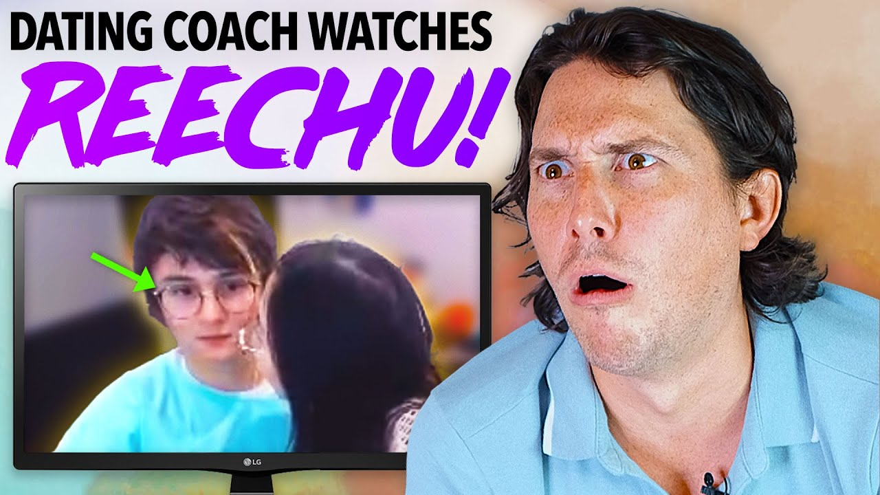 Dating Coach Reacts to LILYPICHU and MICHAEL REEVES of OfflineTV