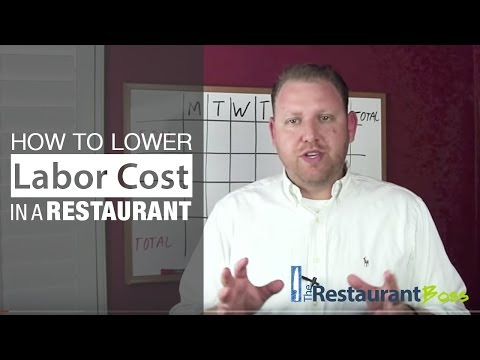 Restaurant Owner Labor Cost Tip: DO THIS, and you can be in Hawaii next year...