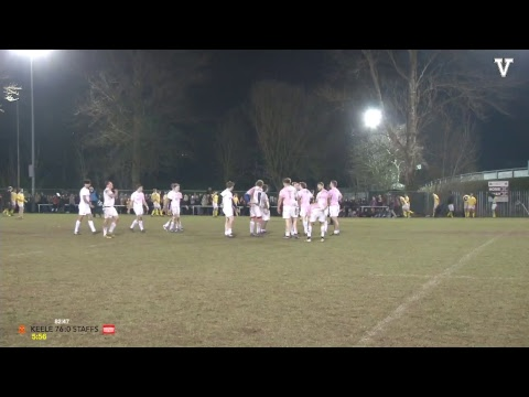 Varsity 2018, Day 2 - Mens Rugby