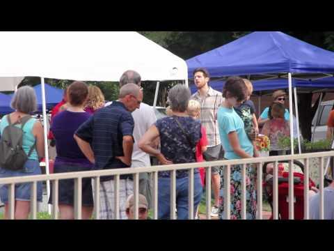 Random Act of Culture at Davidson Farmer's Market - Opera Carolina