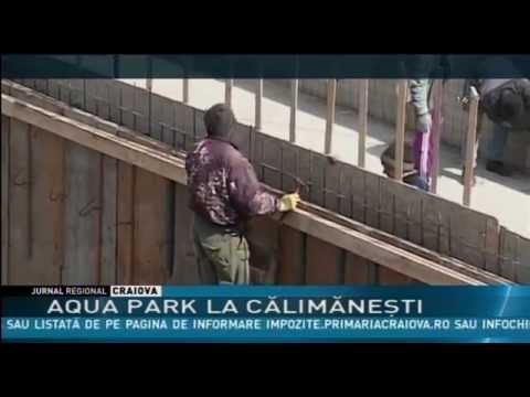 Aqua parc la c lim ne ti youtube for Aqua piscine otterburn park