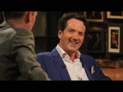 """""""Have you ever skinny dipped?"""" Diarmuid Gavin questions Ryan Tubridy   The Late Late Show   RTÉ One"""