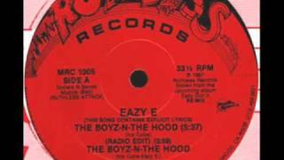 Eazy E- Boyz-N-The-Hood (Original Version)