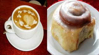 Homemade Cinnamon Rolls,  Buns, Swirls Or Snails Recipe Video -eggless