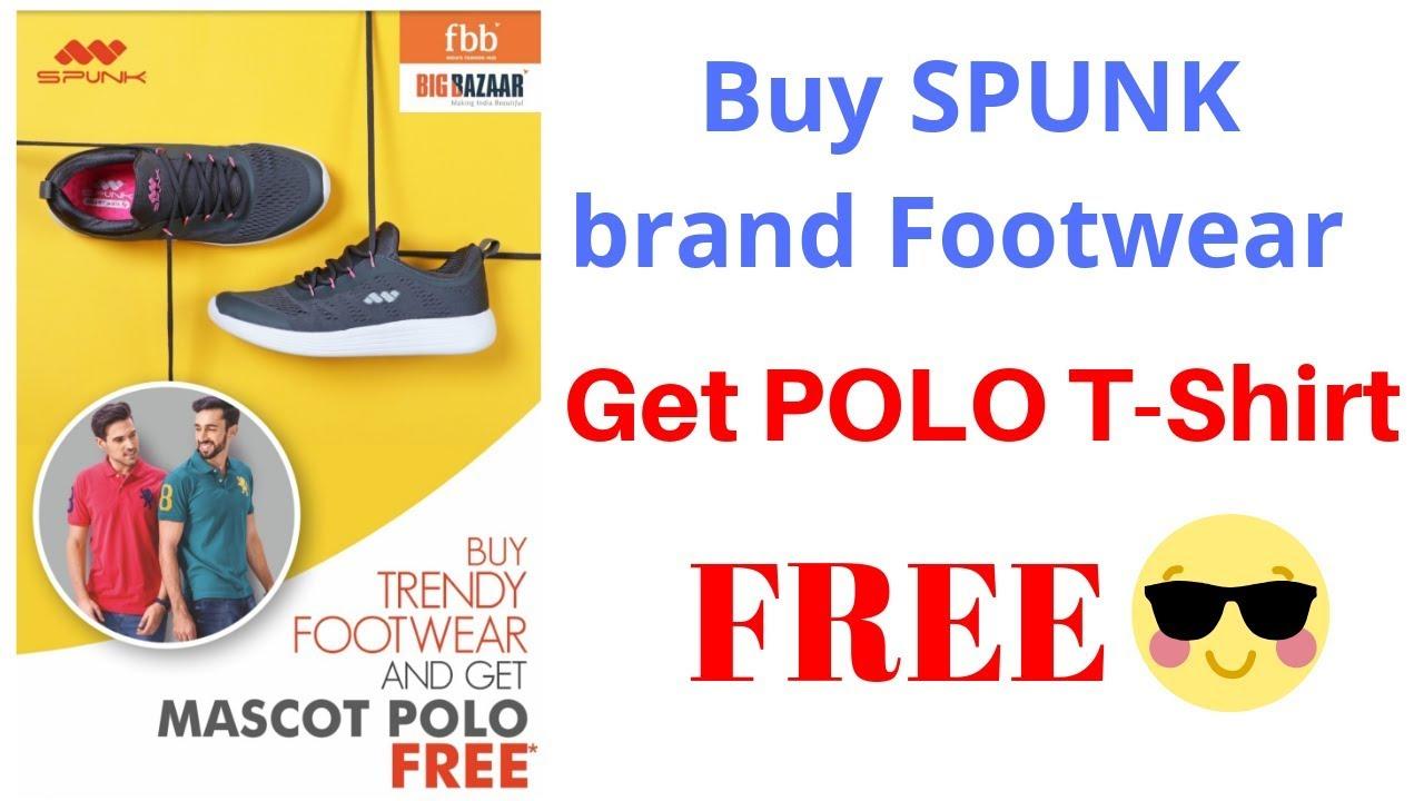 Big Bazaar Footwear Offer
