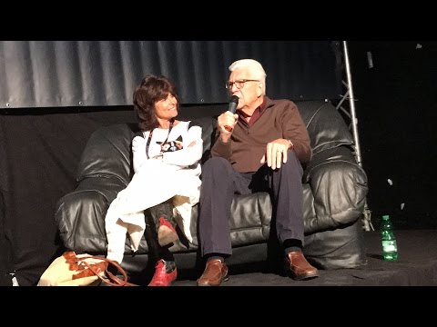 Adrienne Barbeau und Tom Atkins - November 5th 2016