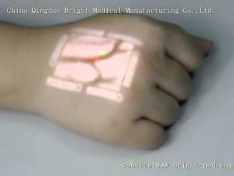 China Qingdao Bright Medical Manufacturing Co.,Ltd. -2 Vein Illuminator Pro(vein finder)