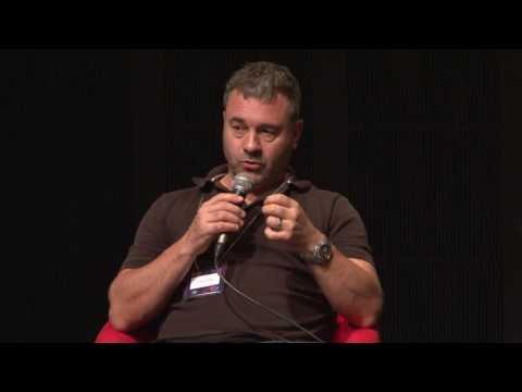 Eurocon 2016 - Sala Teatre - Interview with Richard Morgan (ENG)