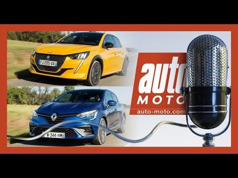 Download Peugeot 208 vs Renault Clio : le grand match, toutes les versions - PODCAST