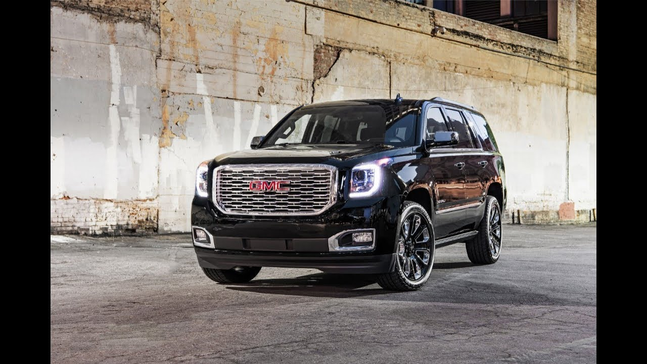 2018 GMC Yukon Denali XL - YouTube