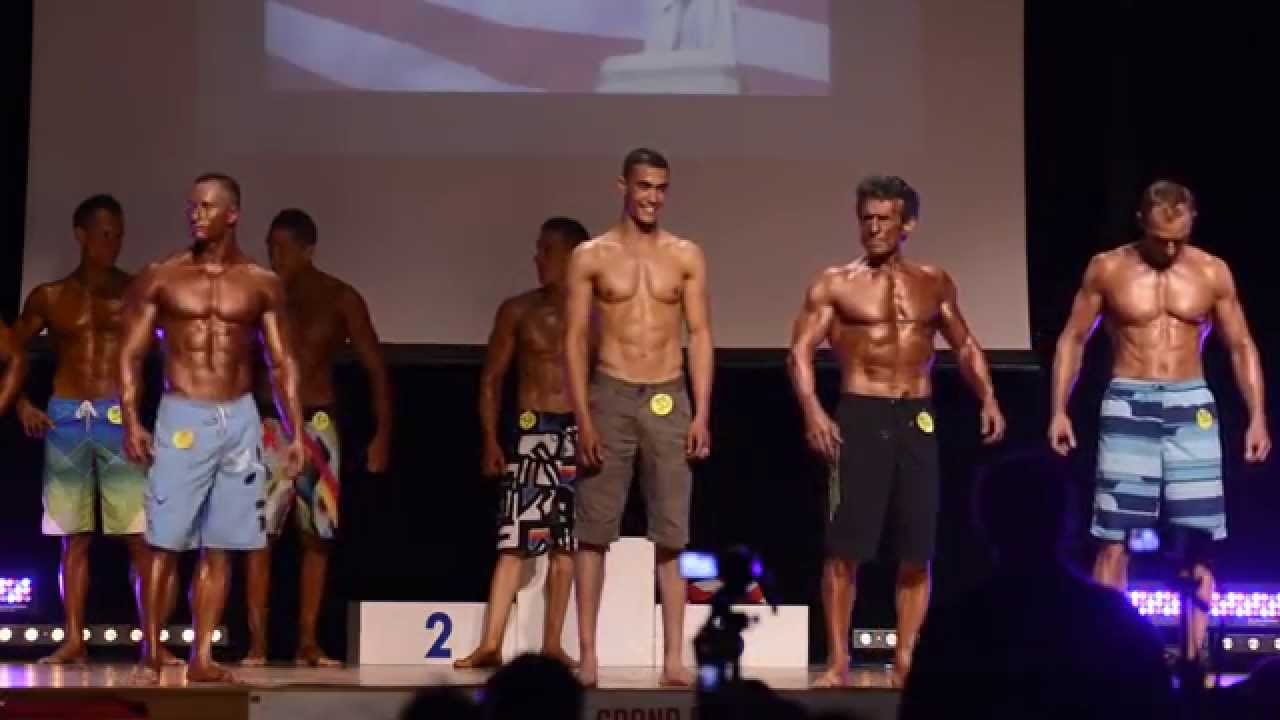 Grand prix de body building de lyon 2013 men physique for Serrurier lyon prix
