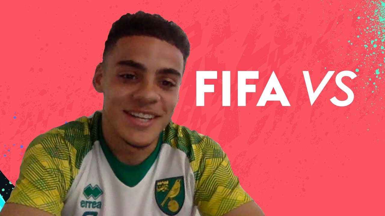 Who does Max Aarons think is the FASTEST player at Norwich City? ⚡ | FIFA vs Max Aarons