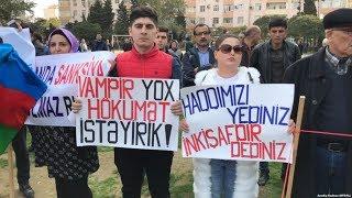 Virtual Mitinq! Azərbaycan meydanı!