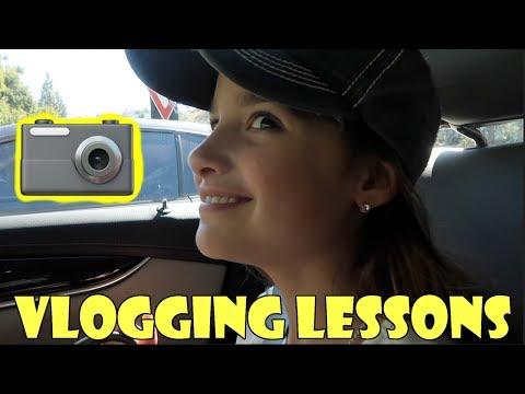 Vlogging Lessons 📷 (WK 333.6) | Bratayley