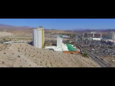 Drone Flight - Laughlin, Nevada