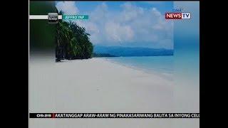 SONA Rehabilitasyon ng Boracay nangalahati na raw ayon kay DENR Sec Cimatu
