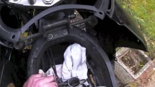 DL650 STVA repair