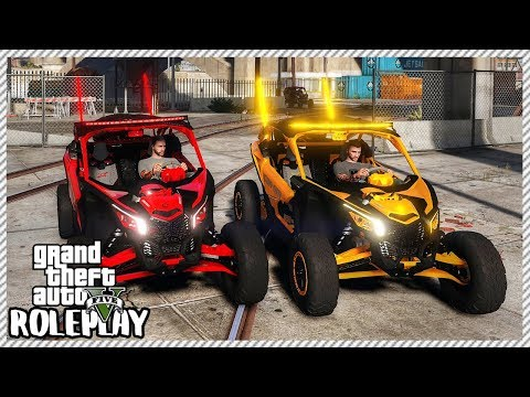 gta-5-roleplay---buying-new-$30,000-'can-am-maverick-x3'-|-redlinerp-#531
