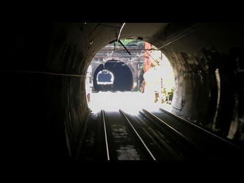 Ten Tunnels - Drivers View: Australian Trains