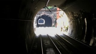 Ten Tunnels - Drivers View: Australian Trains