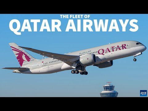 The Qatar Airways Fleet