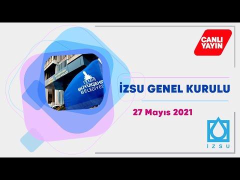 İzmir Büyükşehir Belediyesi İZSU Genel Kurulu