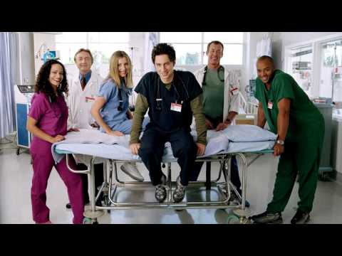 The Blanks - Six Million Dollar Man | Scrubs Song S2 E2