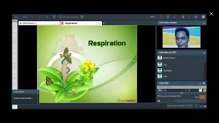 Meritnation Live- Class X (Bio) Respiration