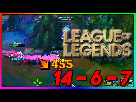 THE GREAT COMEBACK! | League of Legends Spirit Blossom Kindred Jungle Gameplay