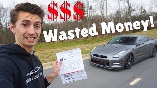 Insuring A Nissan GT-R at Age 25?? *Price Will Shock You*