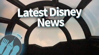 The Latest Disney News: Rise of the Resistance Opening Date, NEW Hotels, NEW Restaurants and MORE