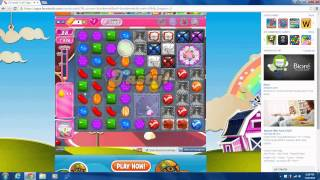 Candy Crush Level 1103 No Boosters 3 Stars