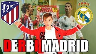 PREDICCION ATLETICO MADRID vs REAL MADRID - SOBRES MEGACRACKS LA LIGA