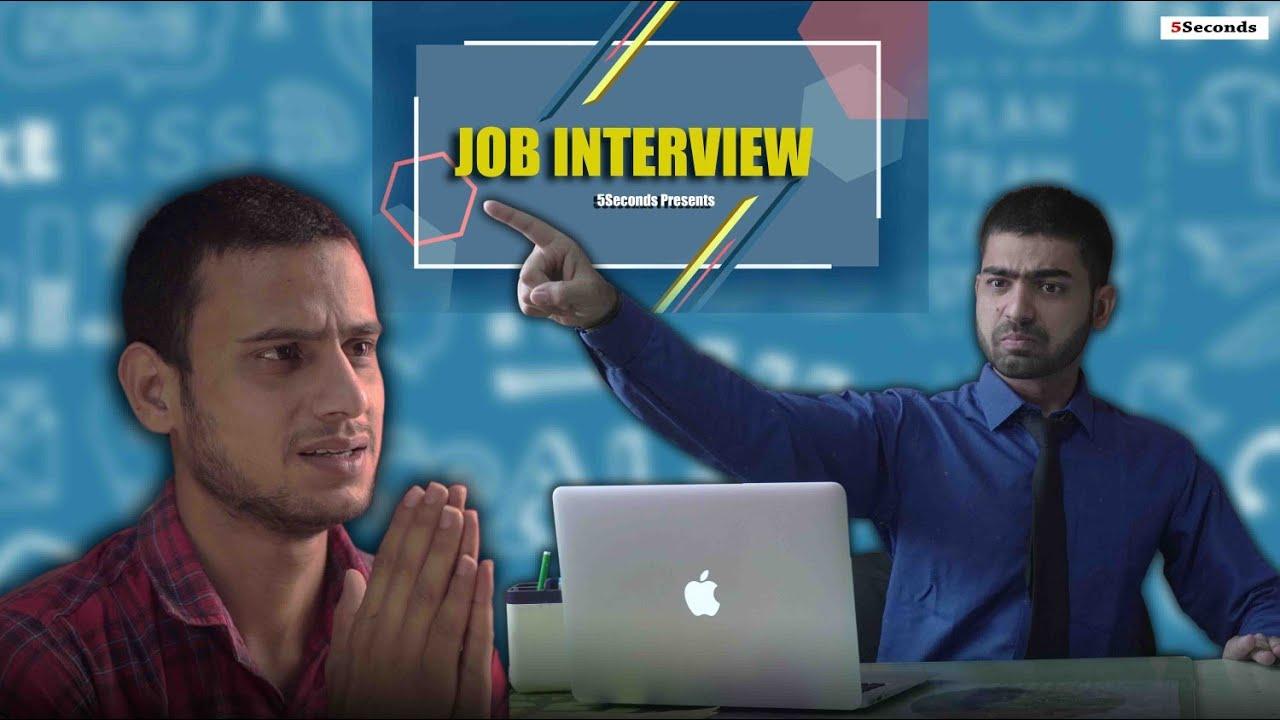 JOB INTERVIEW   5SECONDS   R2H