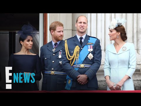 Meghan Markle & Prince Harry Unfollow William & Kate | E! News