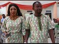 Mide Martins &Afeez Owo All Loved Up As They Storm In Holding Hands As Odunlade Snaps Photo Wit Them