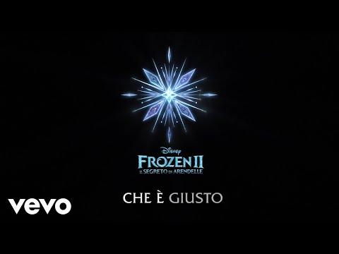 """Download Serena Rossi - Fai ciò che è giusto Di """"Frozen 2: Il segreto di Arendelle""""/  Mp4 baru"""