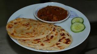 How to make Kerala Porotta at Home?
