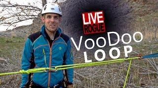 VooDoo Loop | R๐pe Tension | Hammock Setup