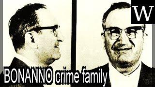 BONANNO crime family - WikiVidi Documentary