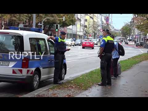 Germany: Police hunt knife attacker after multiple stabbings in Munich metro station
