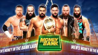 WWE Universe Mode - Money in the Bank Match Card