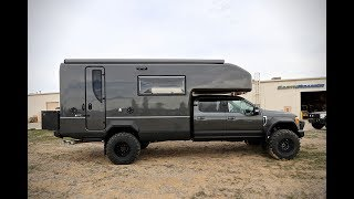 Off Road Expedition Camper