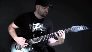 PAUL WARDINGHAM | Manufactured Existence  [IN-STUDIO] (EMG, DUNLOP, IBANEZ 7-String)