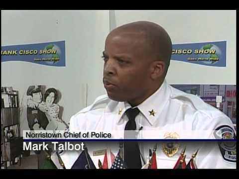 The Hank Cisco Show with Police Chief Mark Talbot 2014