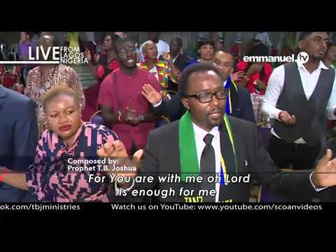 Draw My Heart Oh Holy Spirit | Original Song Composed By Prophet TB Joshua